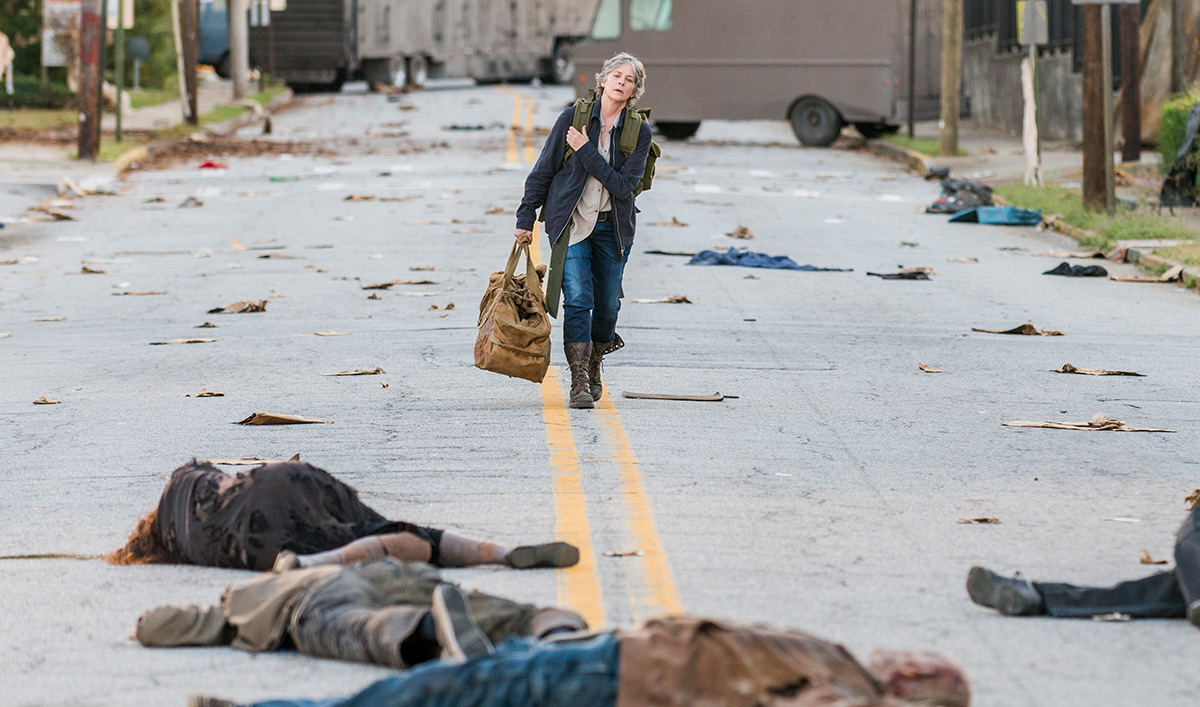 Melissa McBride Talks to <em>Yahoo</em>; Lennie James Analyzes Morgan With <em>EW</em>