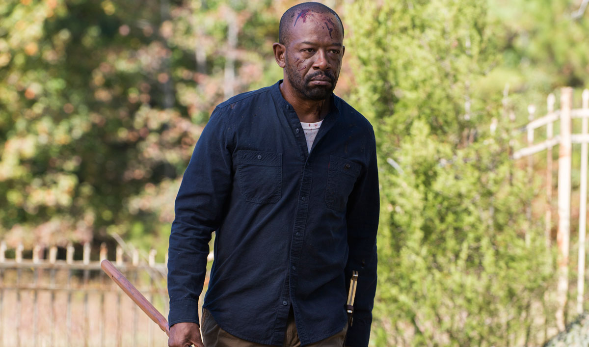 Morgan Gets Revenge in a Talked About Scene From <em>The Walking Dead</em> Season 7, Episode 13