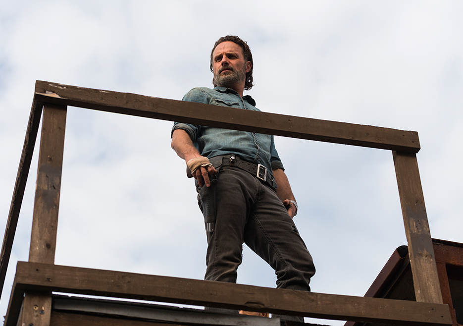 The Walking Dead Season 7 Episodic Photos