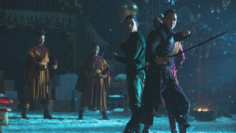Into the Badlands Talked About Scene: Season 2, Episode 6