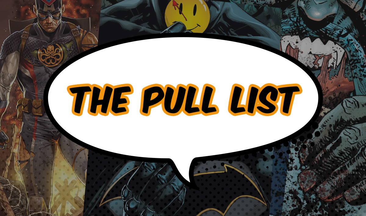 <em>Comic Book Men</em> Pull List: Week of April 19, 2017