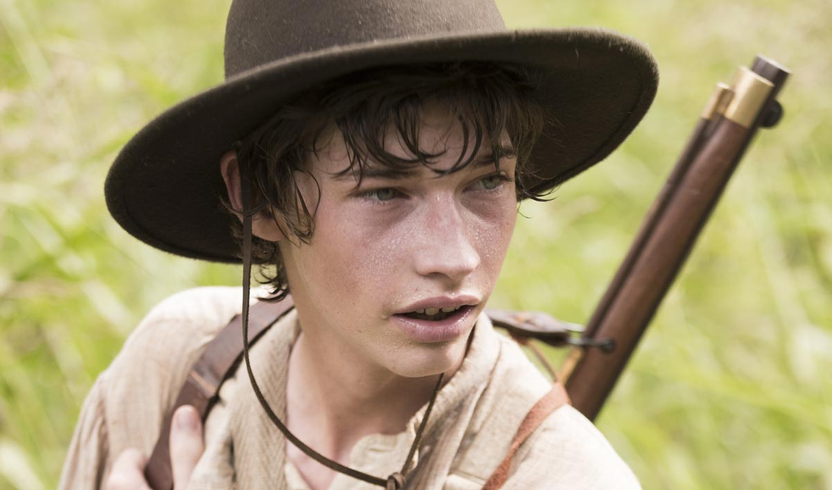 <em>The Son</em> Q&#038;A &#8211; Jacob Lofland (Young Eli McCullough)