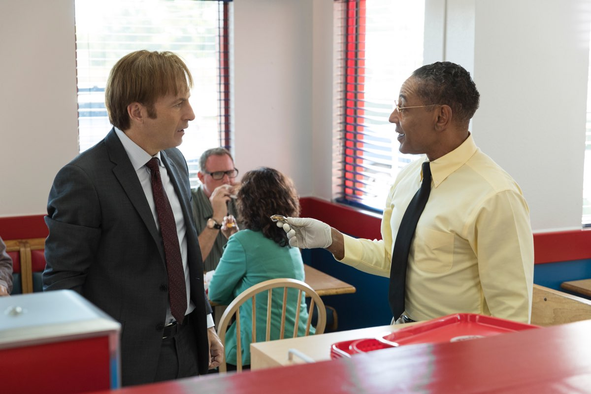 Gus Fring Is Back — Watch Episode 2 Now