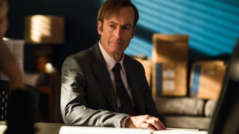 Bob Odenkirk Earns Screen Actors Guild Award Nomination
