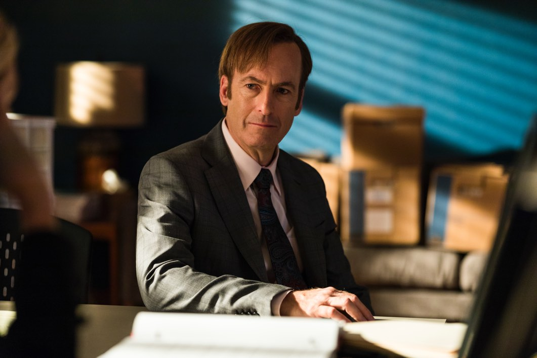 Better Call Saul Q&A — Bob Odenkirk (Jimmy McGill)