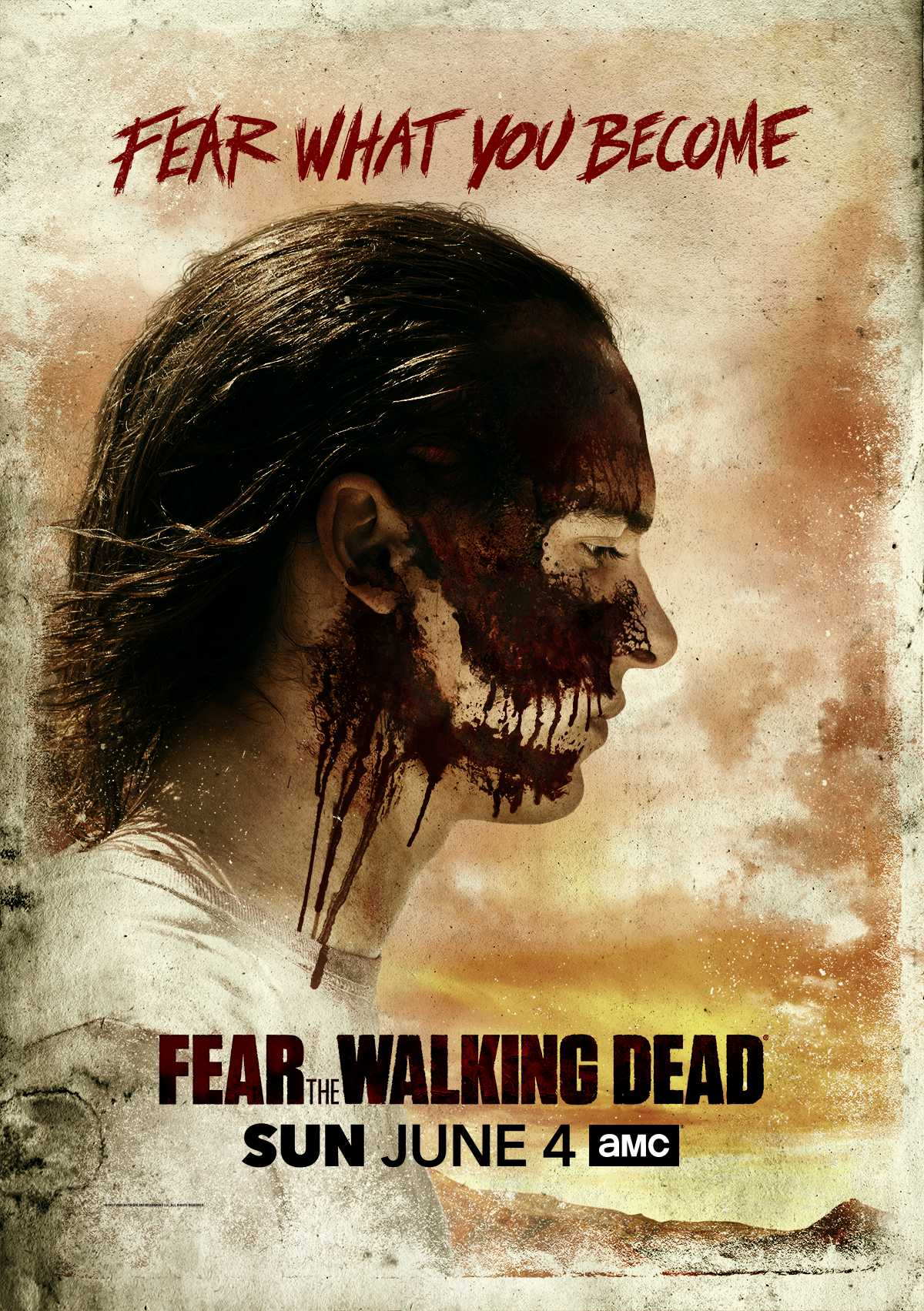 Season 3 Poster For Fear The Walking Dead Gives An Ominous Hint At Wha...