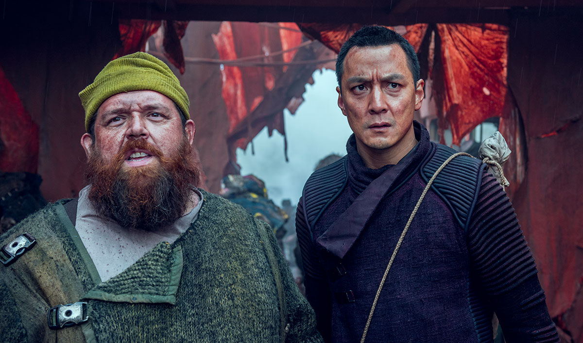 Episode 5 Sneak Peek: Has Bajie Found a Way Into the Badlands?
