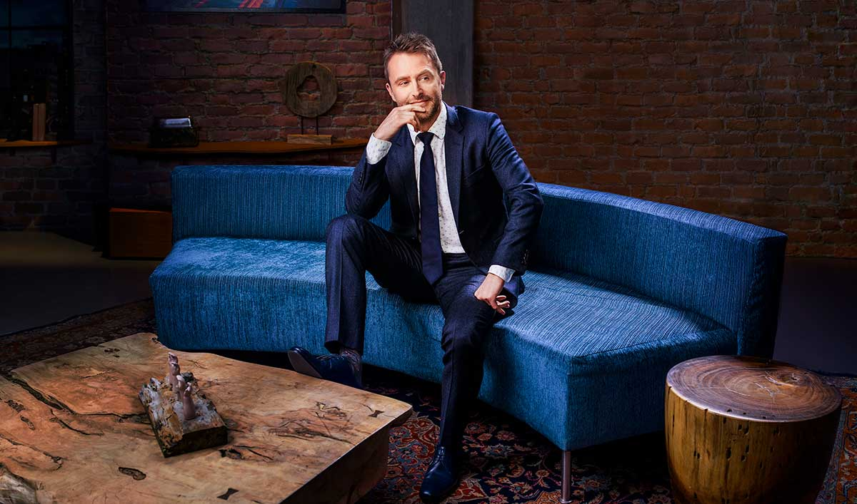 <em>Talking with Chris Hardwick</em> &#8212; Interact With Chris Hardwick and Guests