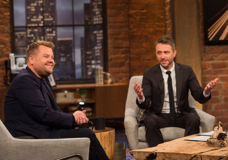 Talking with Chris Hardwick Season 1 Photos