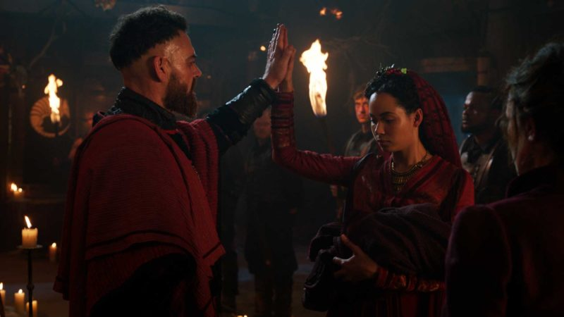 Into the Badlands Talked About Scene: Season 2, Episode 8