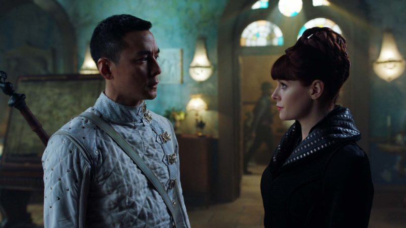 Into the Badlands Sneak Peek: Season 2, Episode 9