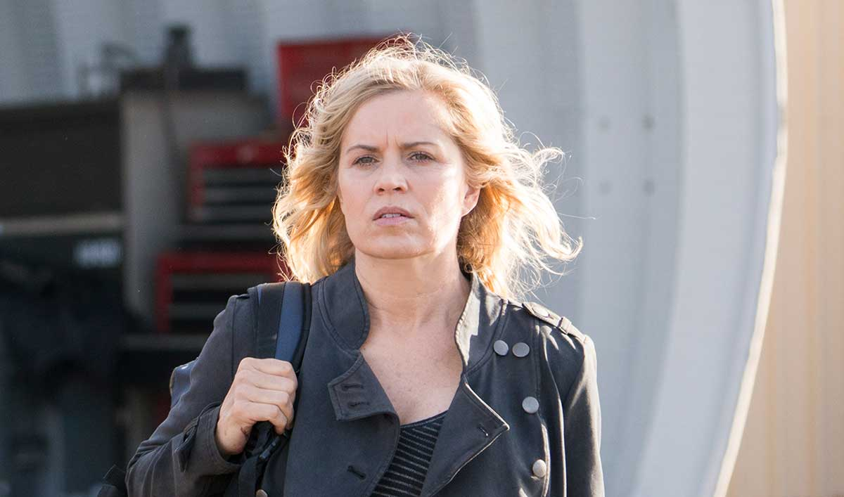 <em>Fear the Walking Dead</em> Q&#038;A — Kim Dickens (Madison)
