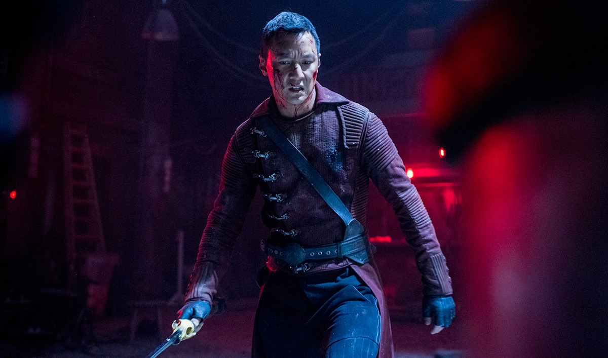 Extras for the <em>Into the Badlands</em> Season Finale
