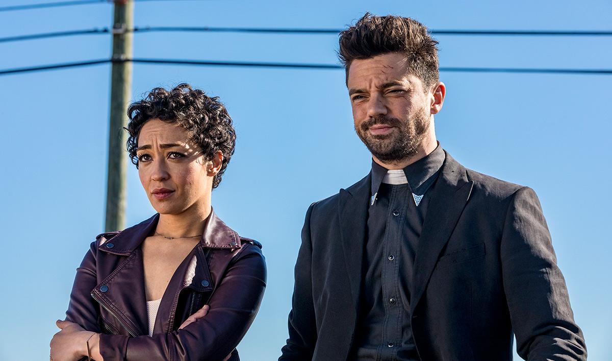 <em>Rolling Stone</em> Recommends <em>Preacher</em>; <em>Yahoo</em> Debuts Season 2 Trailer