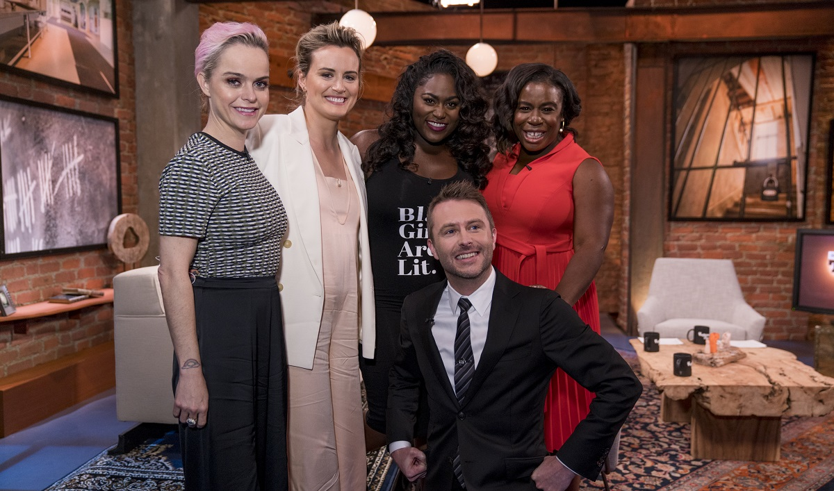 The Cast of <em>Orange Is the New Black</em> Reveals When It All Clicked to Chris Hardwick