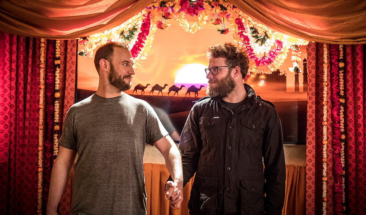 <em>Preacher</em> Q&#038;A &#8212; Seth Rogen and Evan Goldberg (Executive Producers/Directors)