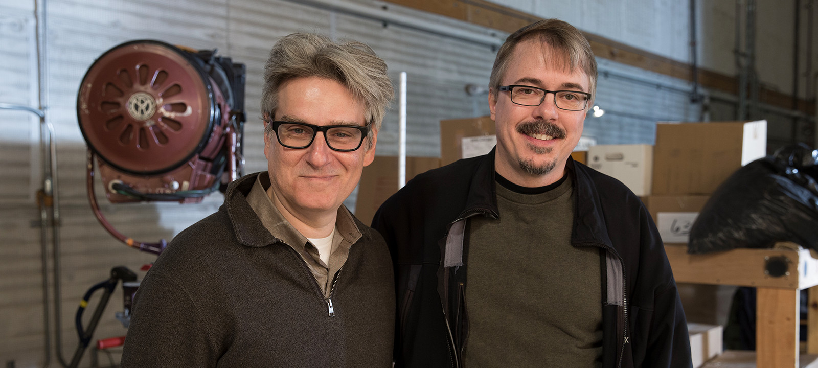 Q&A 310 Peter Gould and Vince Gilligan-800×600