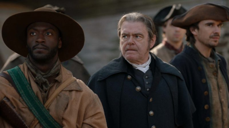 TURN: Washington's Spies Talked About Scene: Season 4, Episode 3