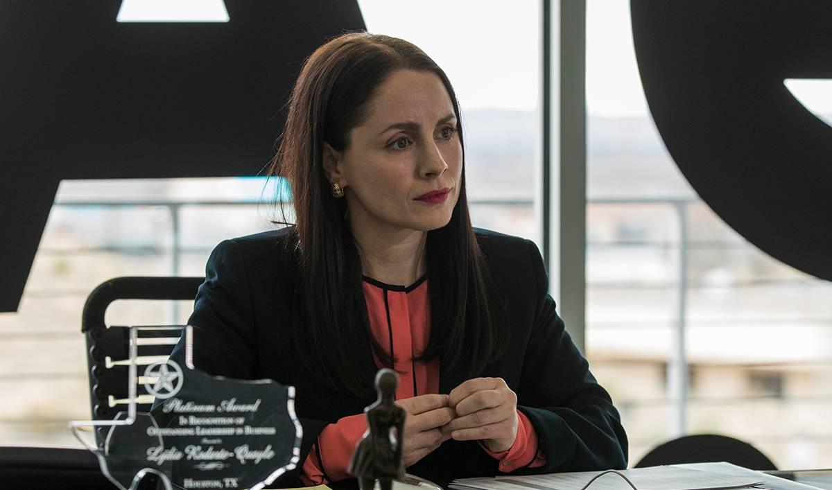 <em>Better Call Saul</em> Q&#038;A &#8212; Laura Fraser (Lydia Rodarte-Quayle)
