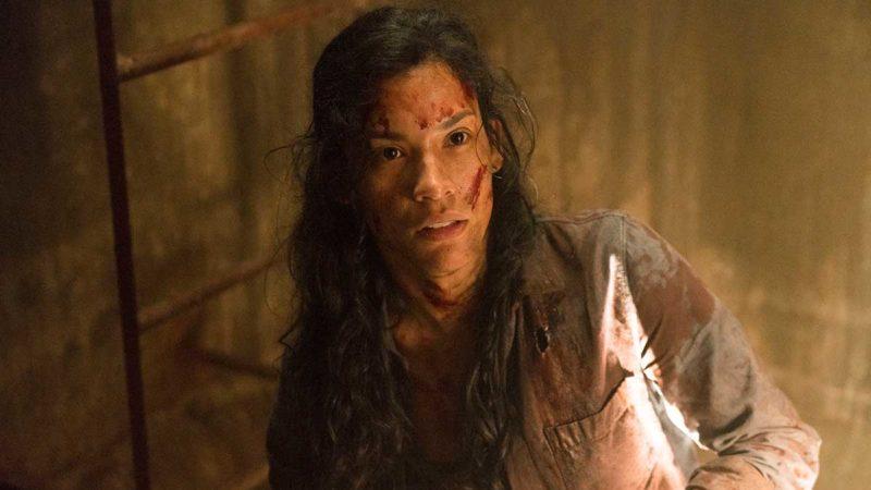 (SPOILERS) <em>Fear the Walking Dead</em> Q&#038;A — Danay Garcia (Luciana)