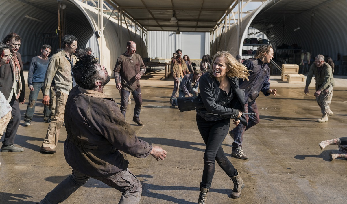 Inside the <em>Fear the Walking Dead</em> Season Premiere &#8212; Why Madison Is Like a Caged Animal in Her New Surroundings