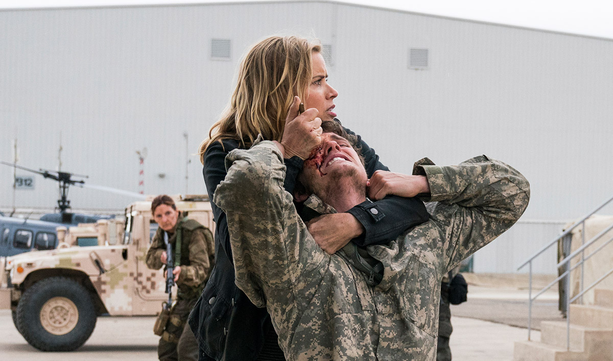 Dave Erickson on Premiere With <em>EW</em>; Kim Dickens With <em>TVGuide</em>