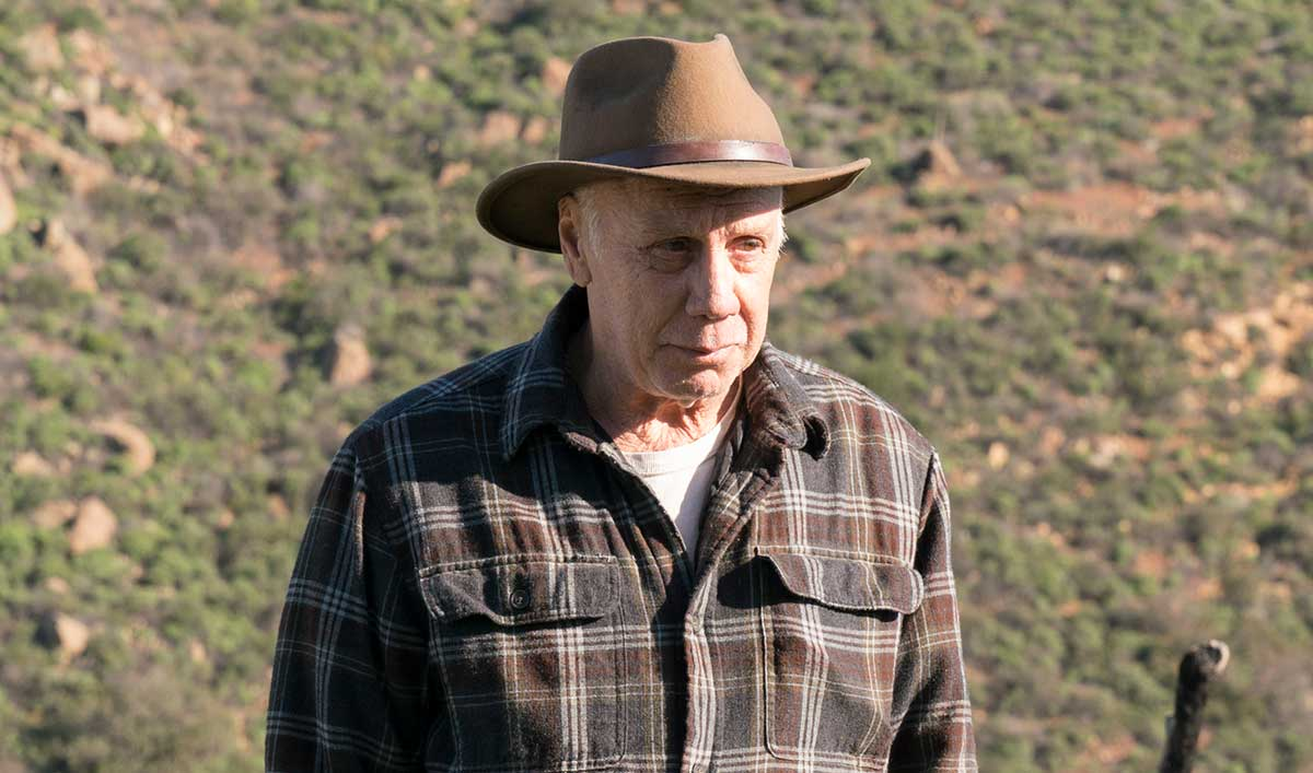 (SPOILERS) <em>Fear the Walking Dead</em> Q&#038;A — Dayton Callie (Jeremiah Otto Sr.)