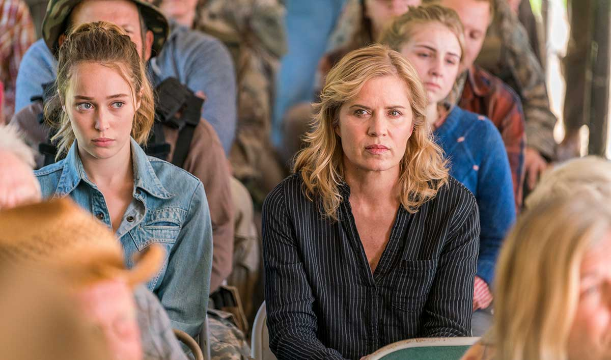 <em>Fear the Walking Dead</em> Season 3, Episode 3 Extras