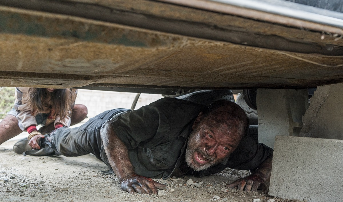 Will Daniel Salazar Find Forgiveness? Watch <em>Fear the Walking Dead</em> Episode 4