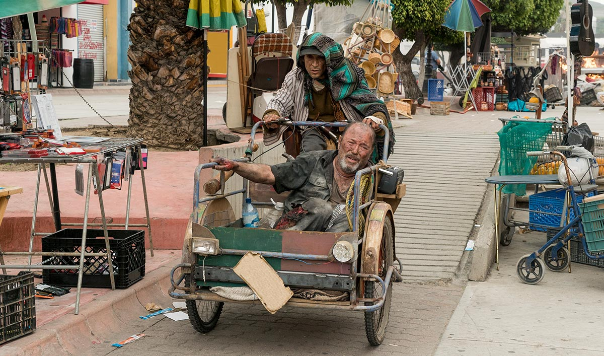 <em>EW</em> on Spanish Episode With Dave Erickson; <em>THR</em> With Ruben Blades