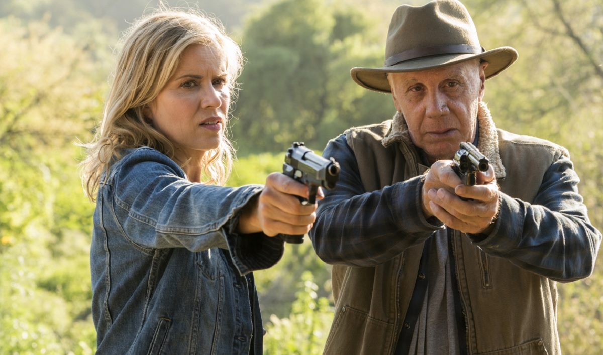 Even the Apocalypse Won&#8217;t Stop the Fight Over Land &#8212; Watch <em>Fear the Walking Dead</em> Episode 6