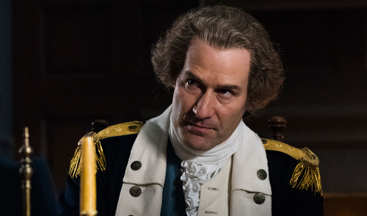 Cast and Creators on the Aftermath of Benedict Arnold's Turn