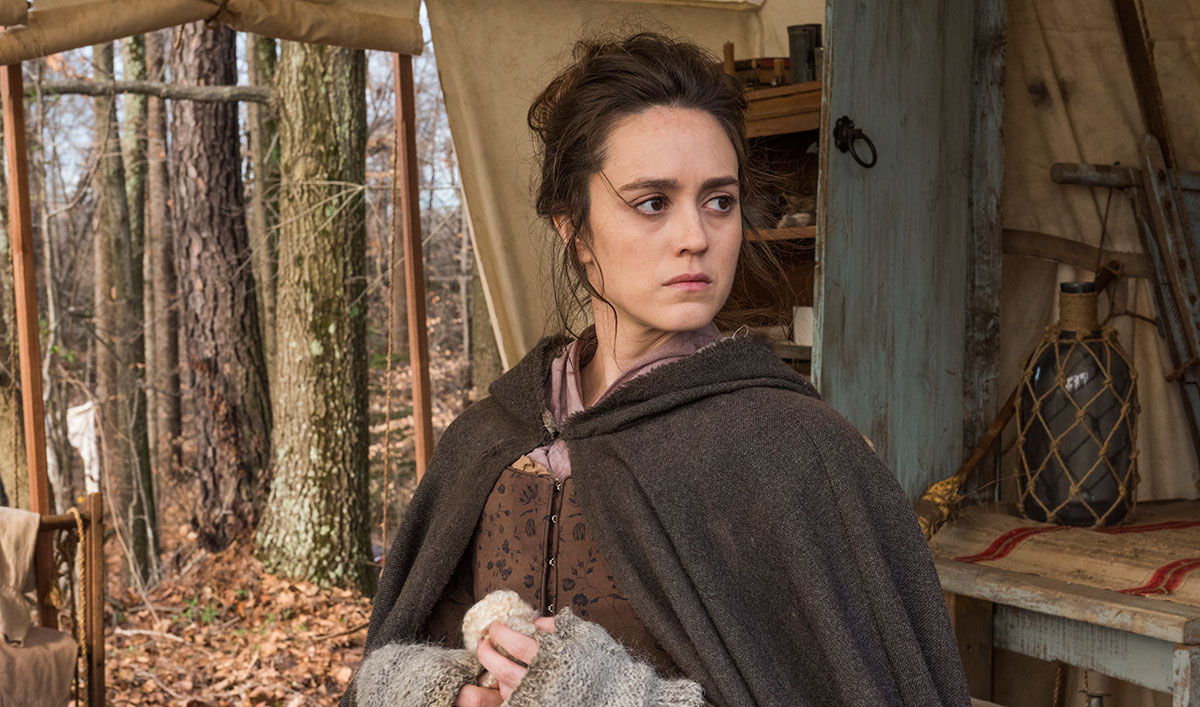 Sneak Peek — Anna Strong Gets a Warning About Mutiny