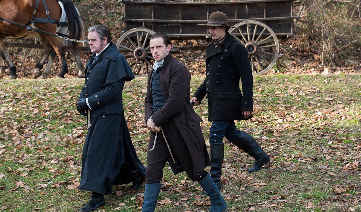 <em>TURN: Washington&#8217;s Spies</em> Season 4, Episode 3 Extras