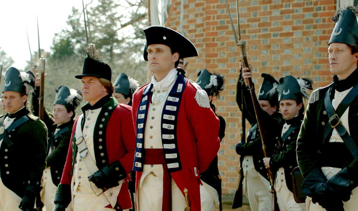 Go Inside Benedict Arnold's New Role as Spyhunter General
