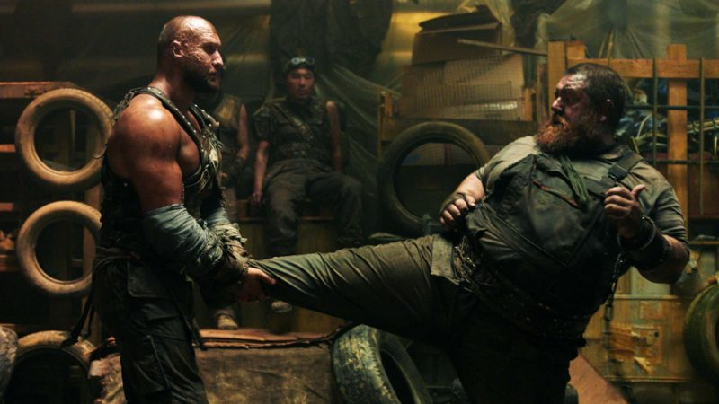 Into the Badlands Fight of the Week: Season 2, Episode 2