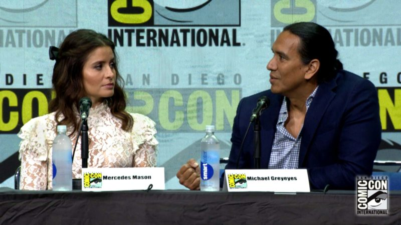 Fear the Walking Dead Comic-Con Highlights: Representing Native Americans