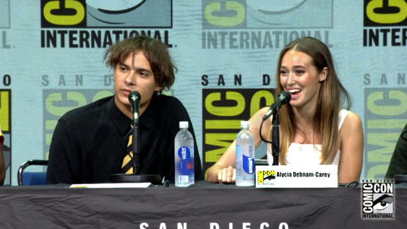 Fear the Walking Dead Comic-Con Highlights: The Cast's Zombie Nightmares