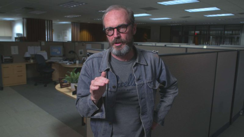 Halt and Catch Fire: Season 4 Set Tour With Toby Huss