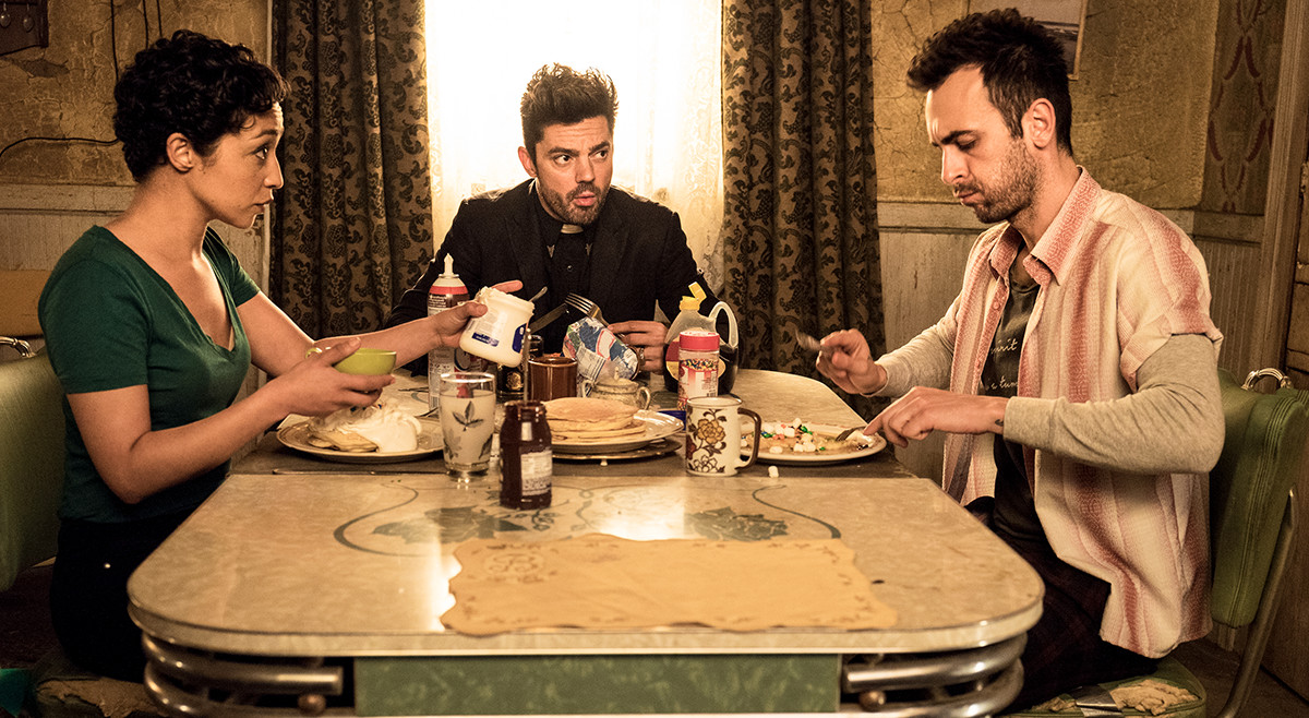 Praise Jesse! <em>Preacher</em> Renewed For Season 3
