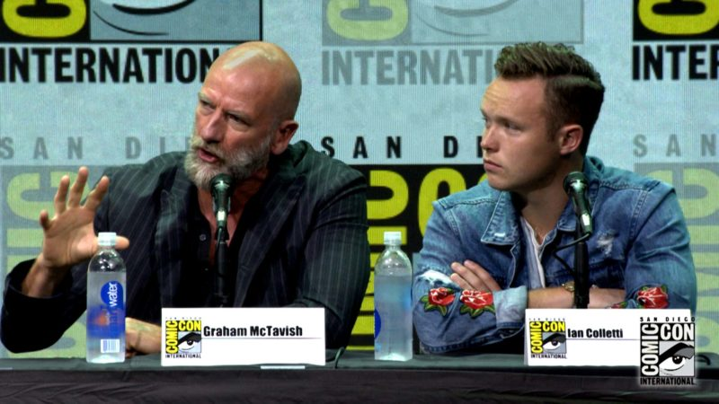The Saint's Purpose: Comic-Con Panel Highlights: Preacher: Season 2