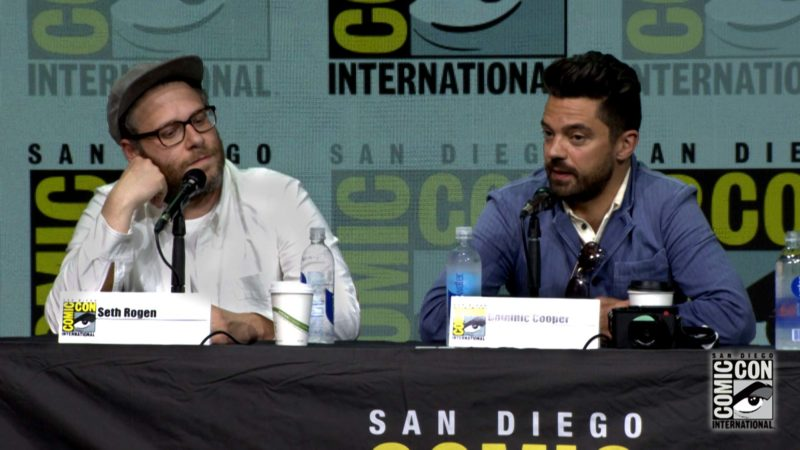 An Ambitious Schedule: Comic-Con Panel Highlights: Preacher: Season 2