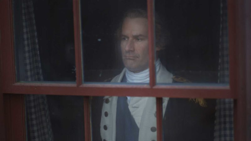 TURN: Washington's Spies Talked About Scene: Season 4, Episode 4