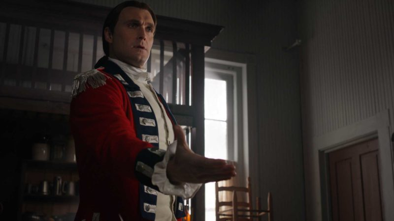 TURN: Washington's Spies Sneak Peek: Season 4, Episode 5