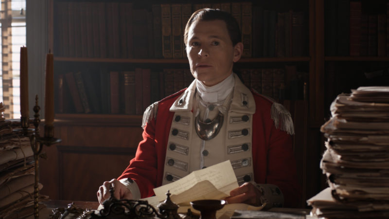 TURN: Washington's Spies Talked About Scene: Season 4, Episode 5