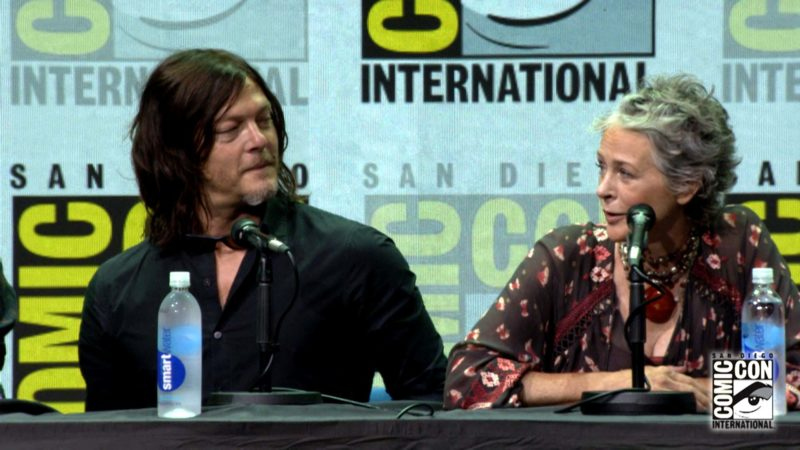The Walking Dead Comic-Con Highlights: The Cast on Spoofing Themselves