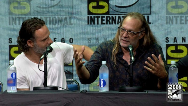 The Walking Dead Comic-Con Highlights: Remembering Romero