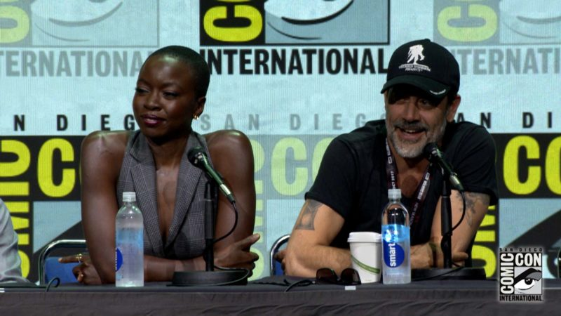 The Walking Dead Comic-Con Highlights: Could Another Character Be Like Negan?