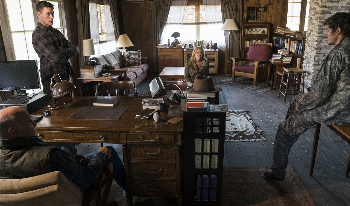 Cast and Creators Explore the Dark Side of the Ranch&#8217;s Founders in <em>Fear the Walking Dead</em> Episode 6