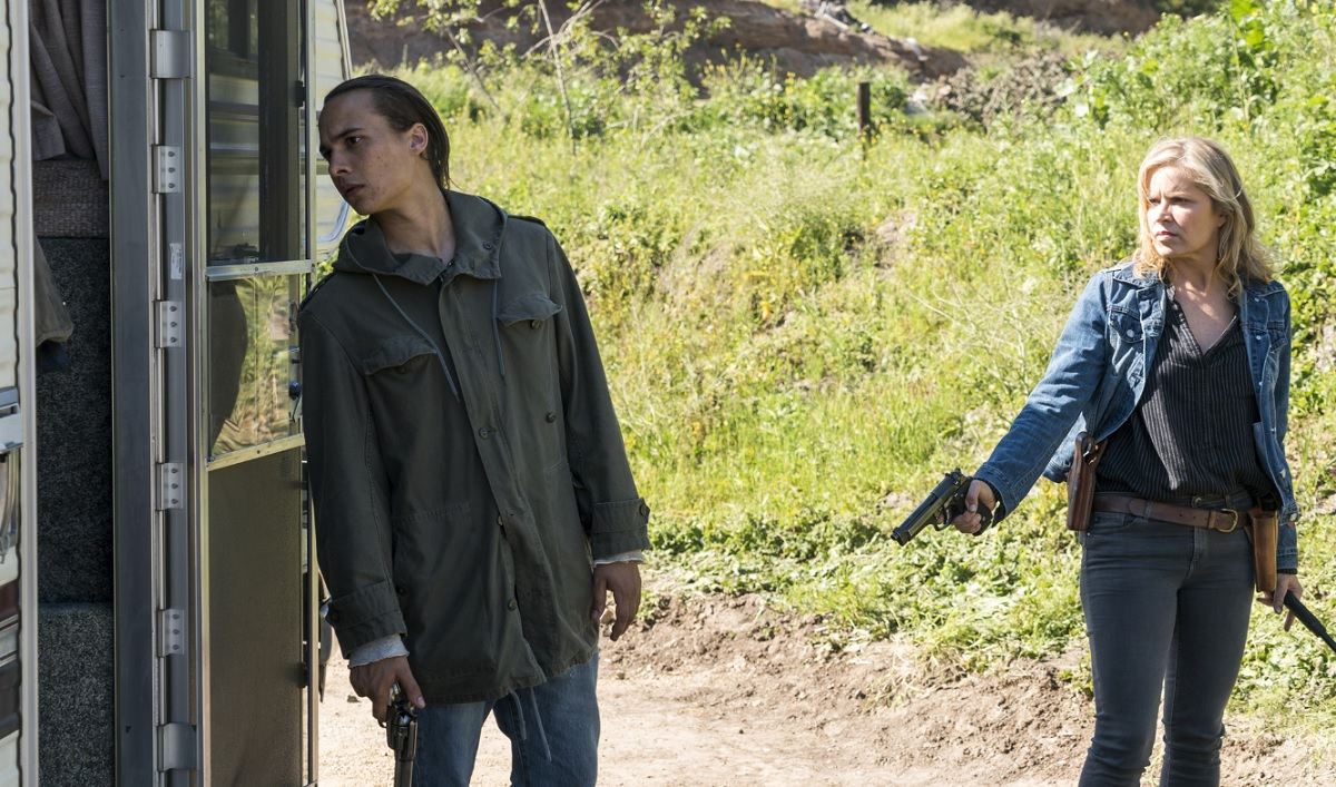 Madison Discovers the Fate of Those Who Leave Broke Jaw Ranch in <em>Fear the Walking Dead</em> Episode 6